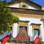 Igreja da Matriz em Paraty